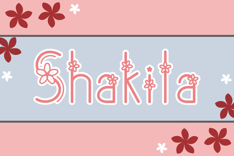 Shakila example image 2