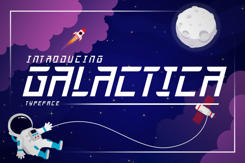 Galactica example image 1