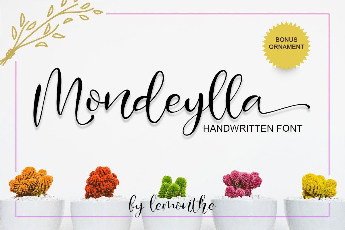 Mondeylla example image 1