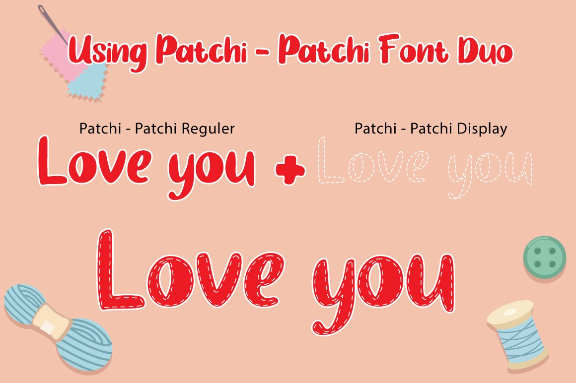 Patchi Patchi example image 8