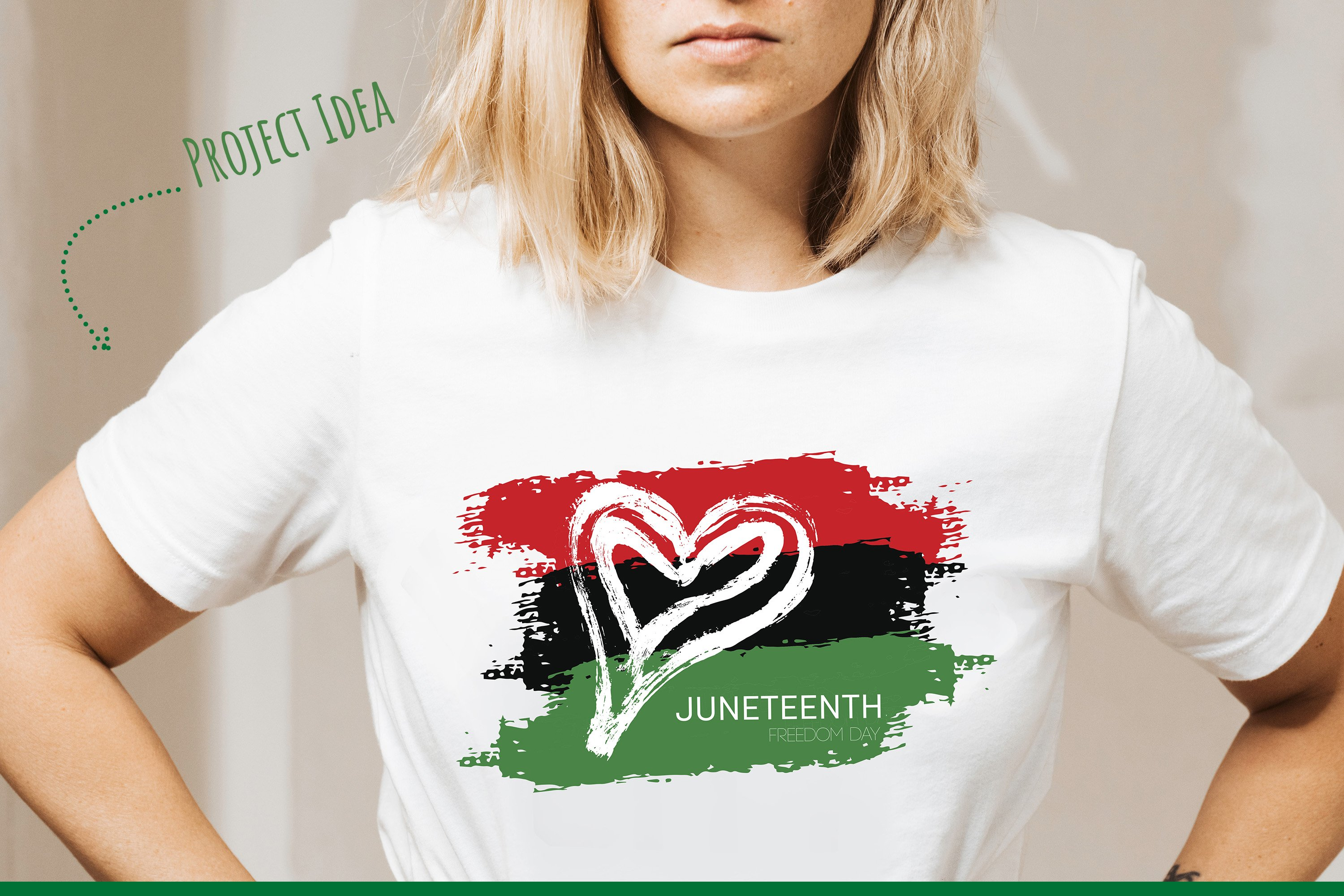 Hand Draw Juneteenth Freedom Day Flag In Vector Format Svg 684883 Illustrations Design Bundles