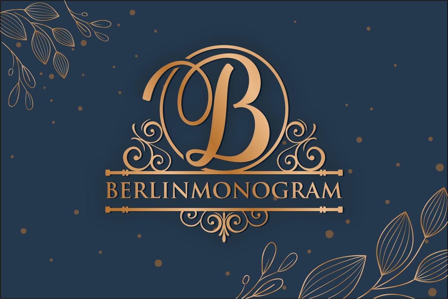 Berlin Monogram example image 1