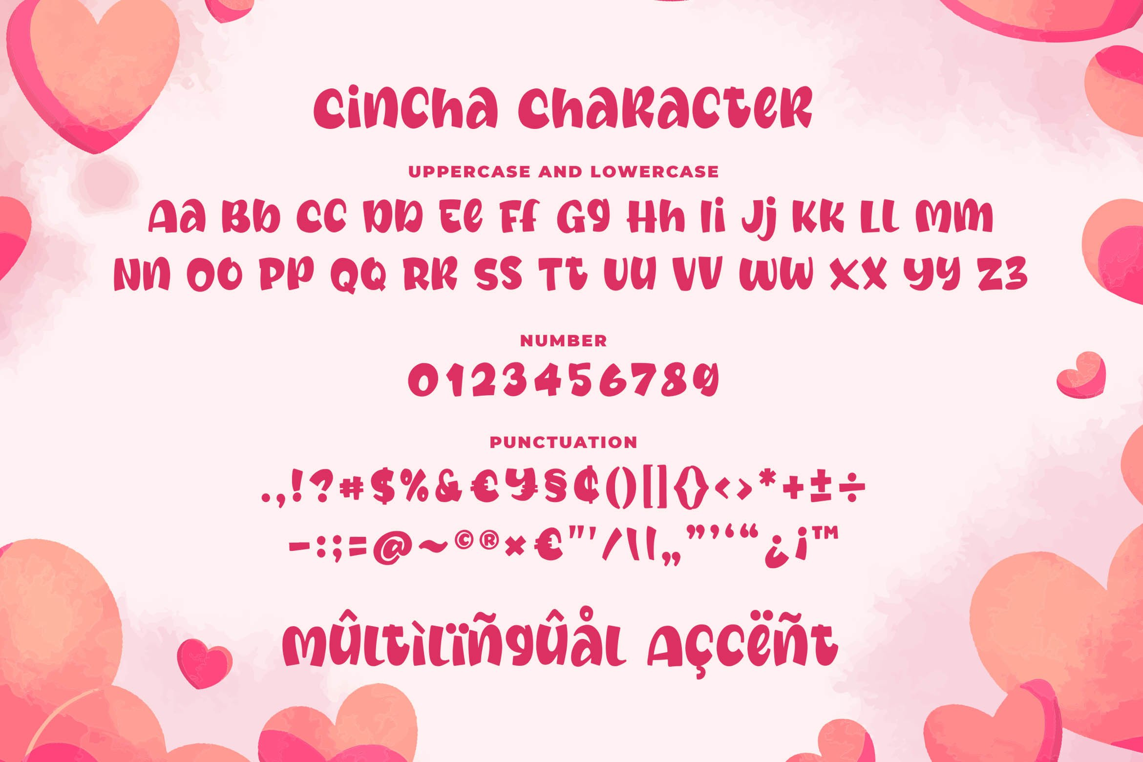 Cincha - Unique Rounded Font example image 6