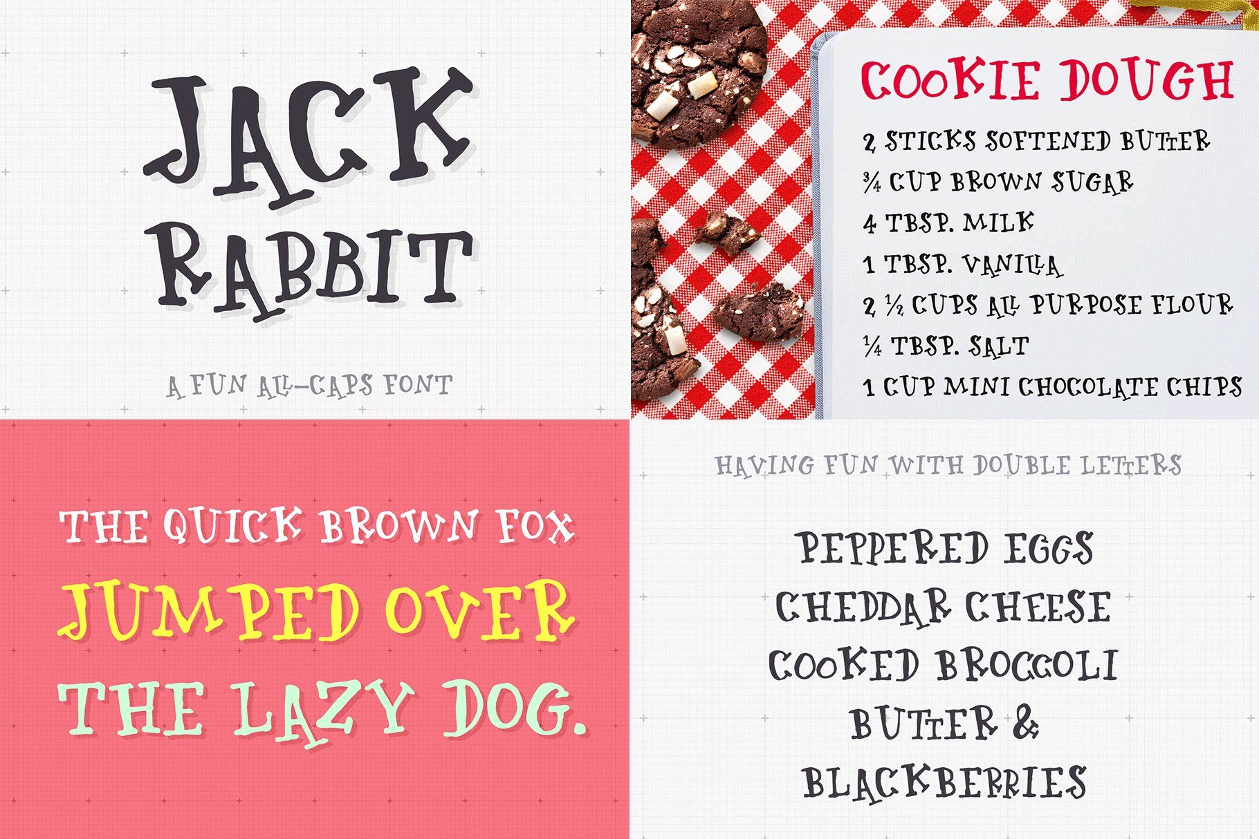 The Hand Lettered Font Bundle example image 11