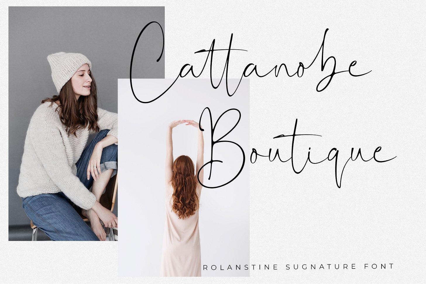Rolanstine Authentic Signature example image 2