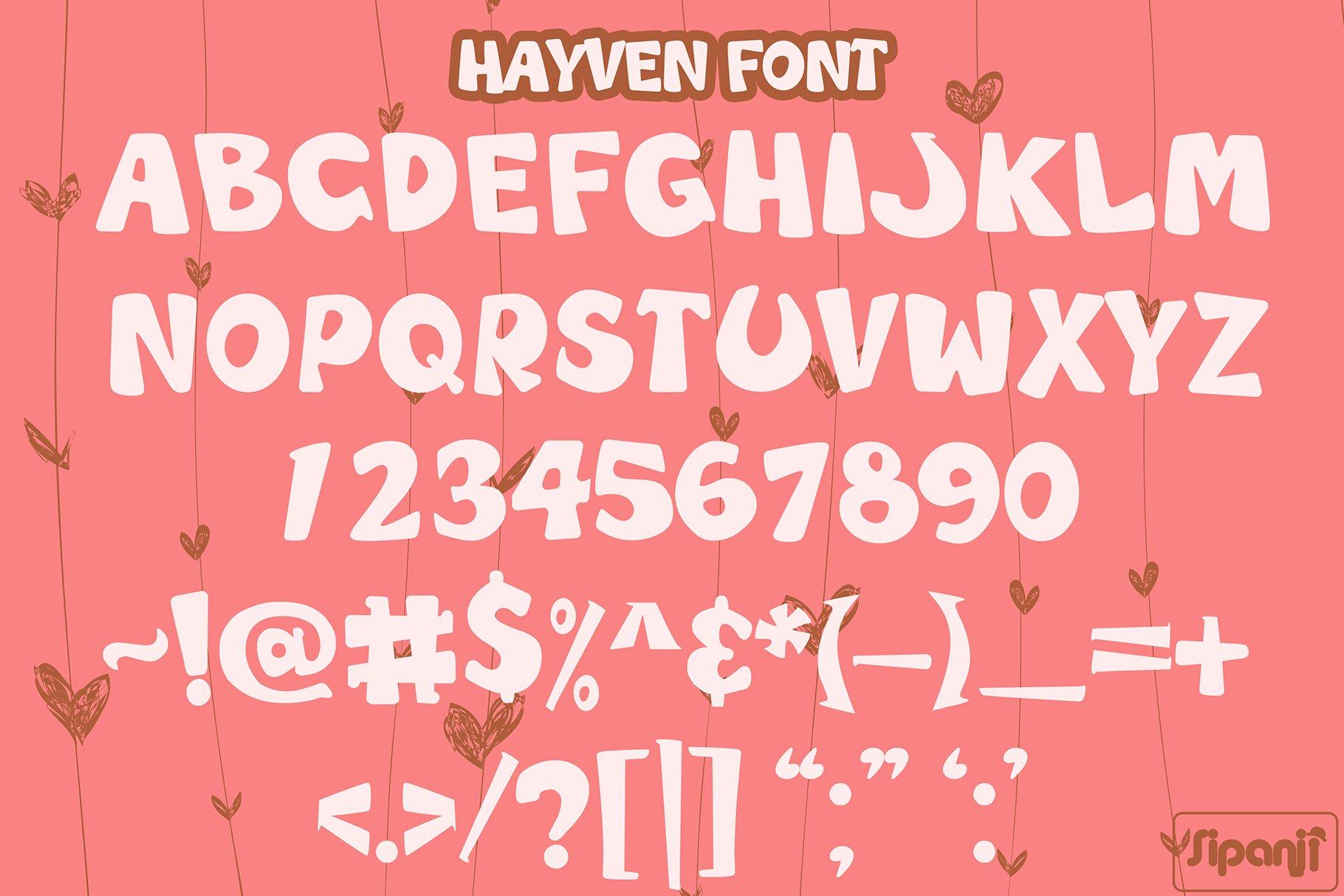 Hayven example image 6