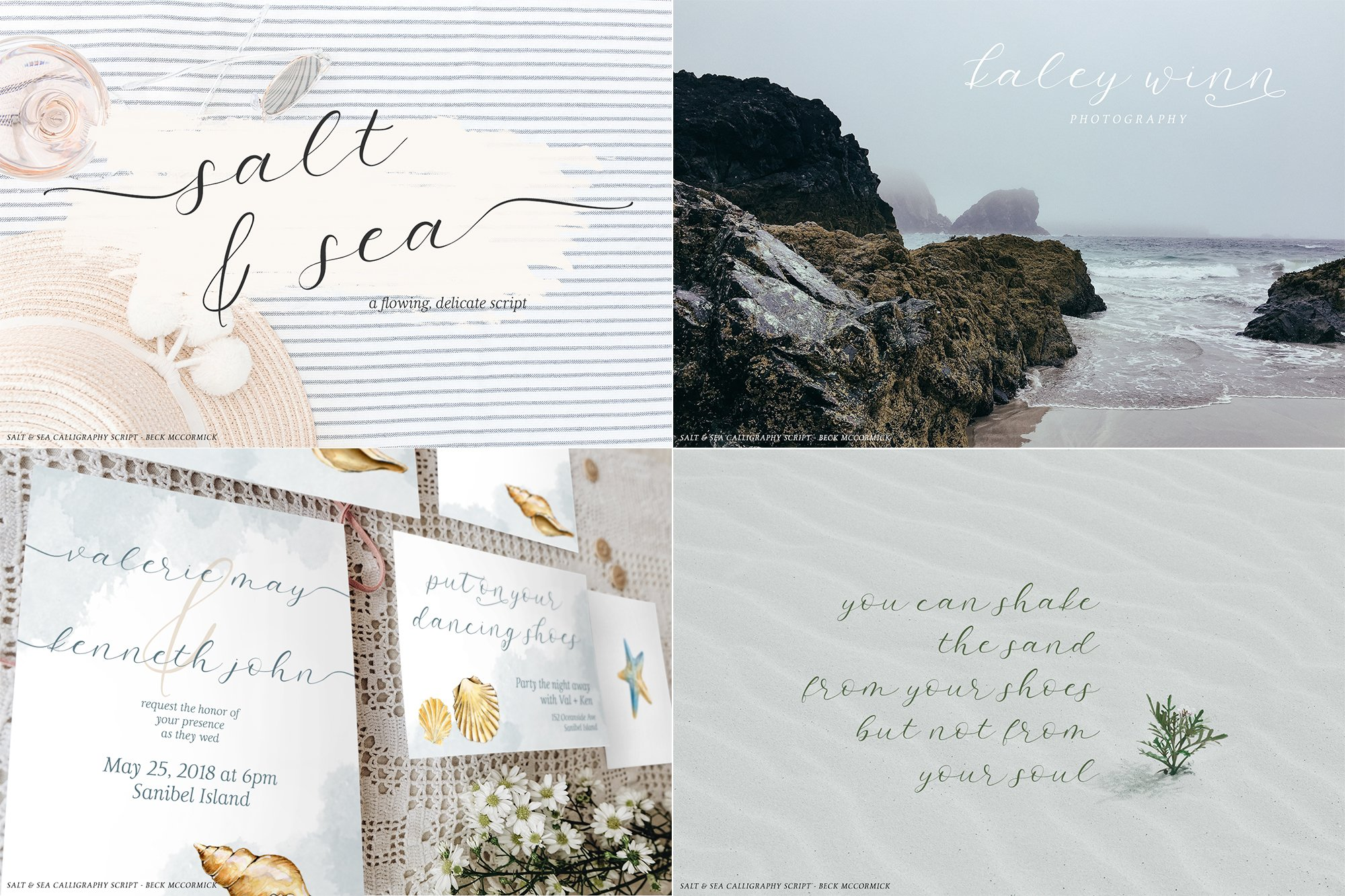 The Farmhouse Font Bundle by Beck McCormick example image 3
