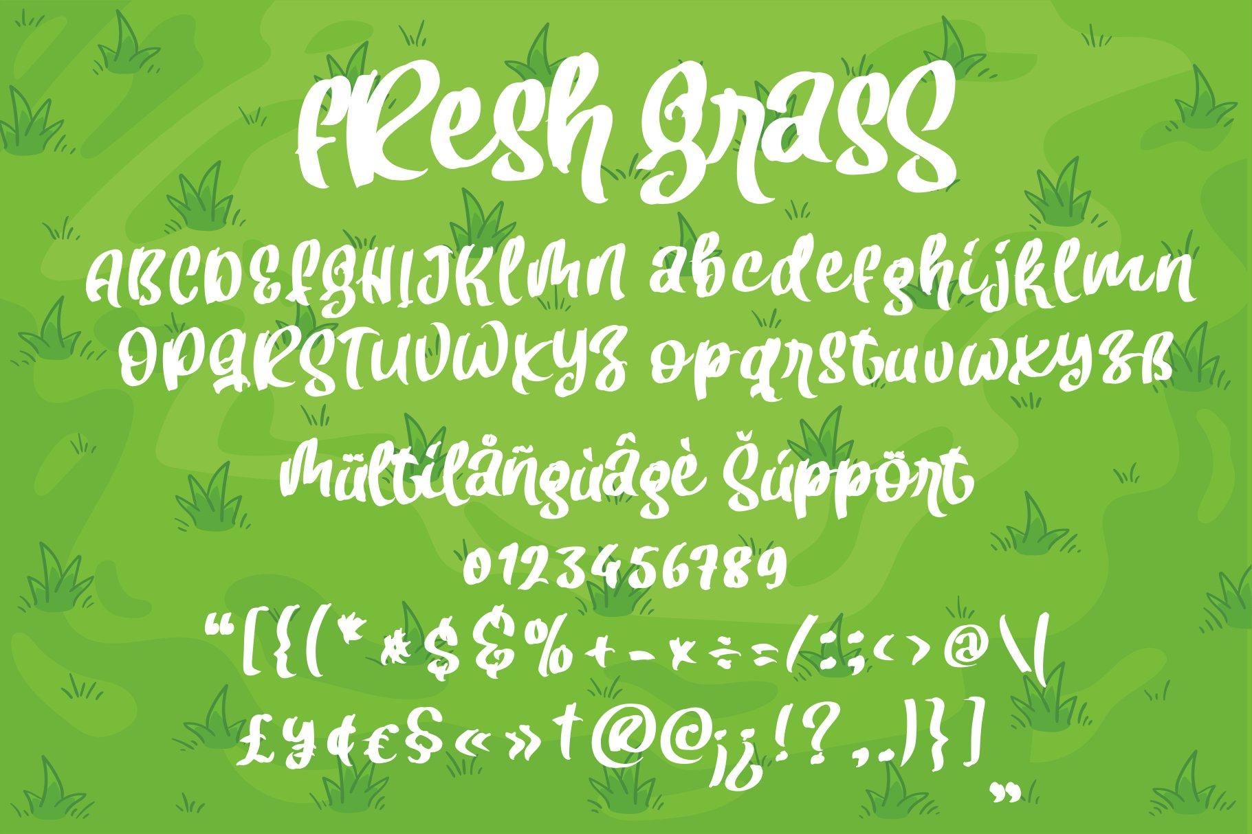 Fresh Grass example image 6