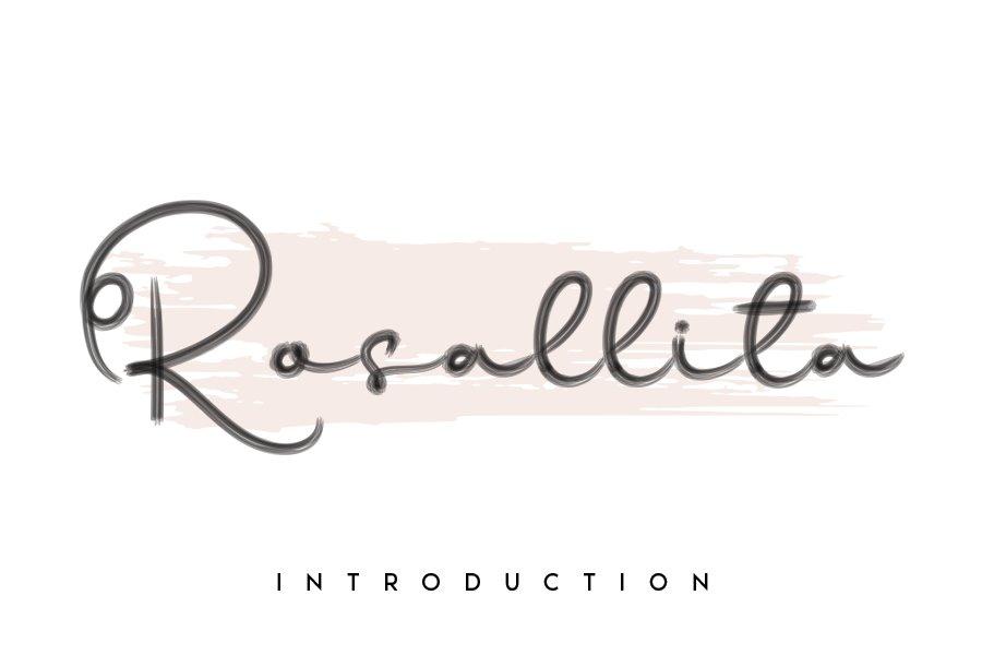 Rosallita example image 1
