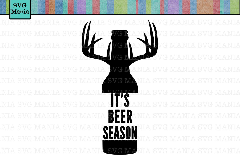 Download Beer Season Svg File Beer Svg File Deer Svg Files For Cricut Deer Season Svg Hunting Svg Drinking Svg Commercial Use Svg Files For Him 90322 Svgs Design Bundles