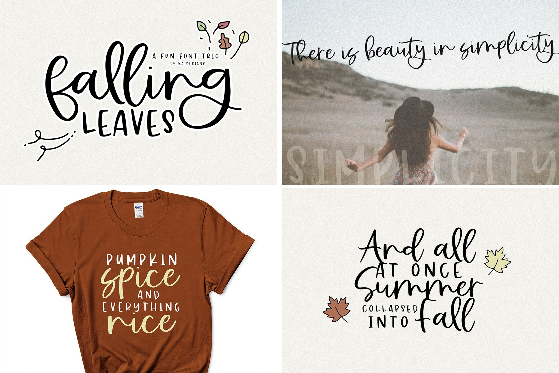 Farmhouse Font Bundle - Handwritten Fonts for Crafters! example image 6