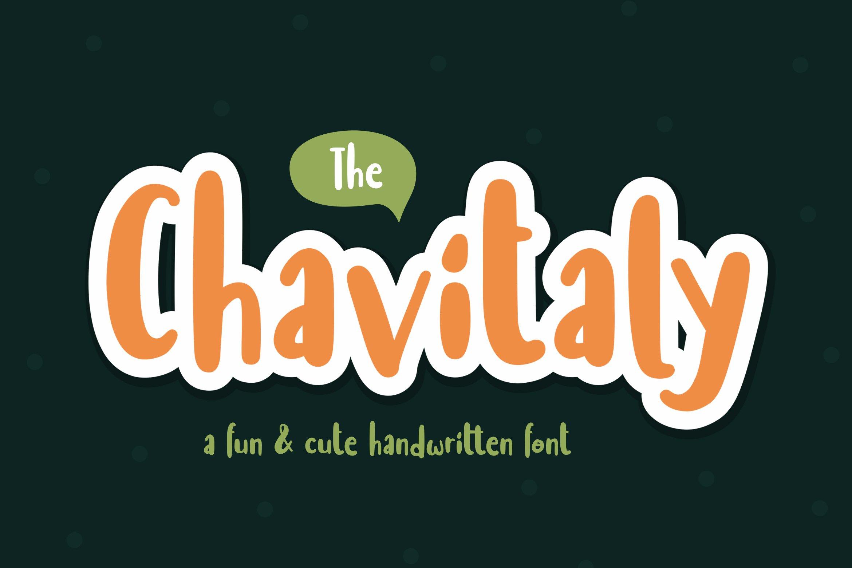 Chavitaly example image 1
