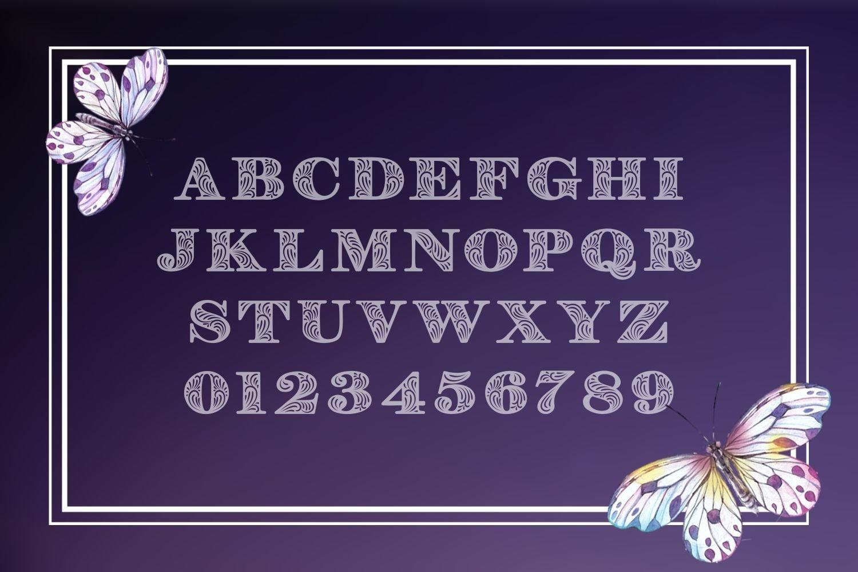 SATI font example image 2