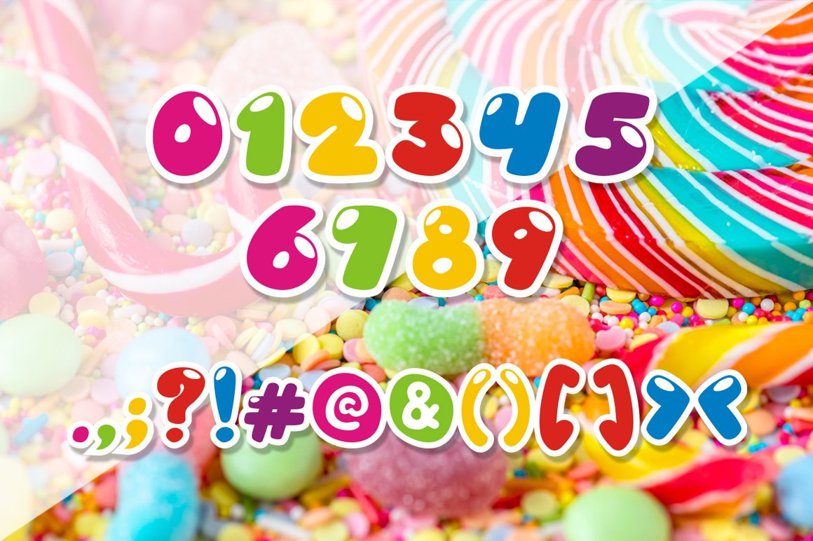 Candyshop - Playful Fonts example image 4
