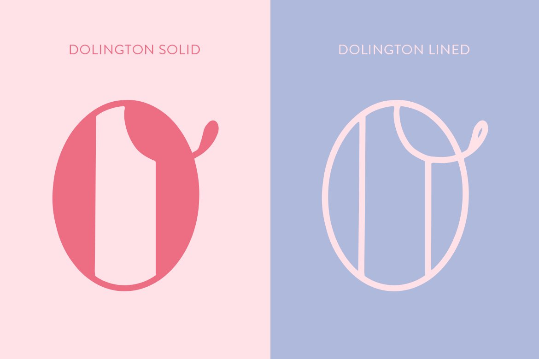 Dolington Font Duo example image 2