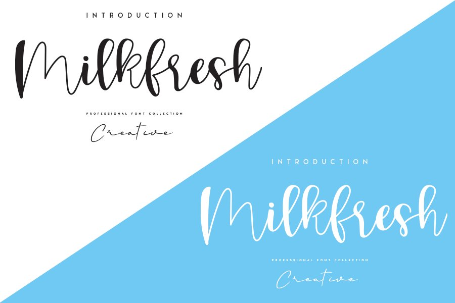 Milkfresh example image 2