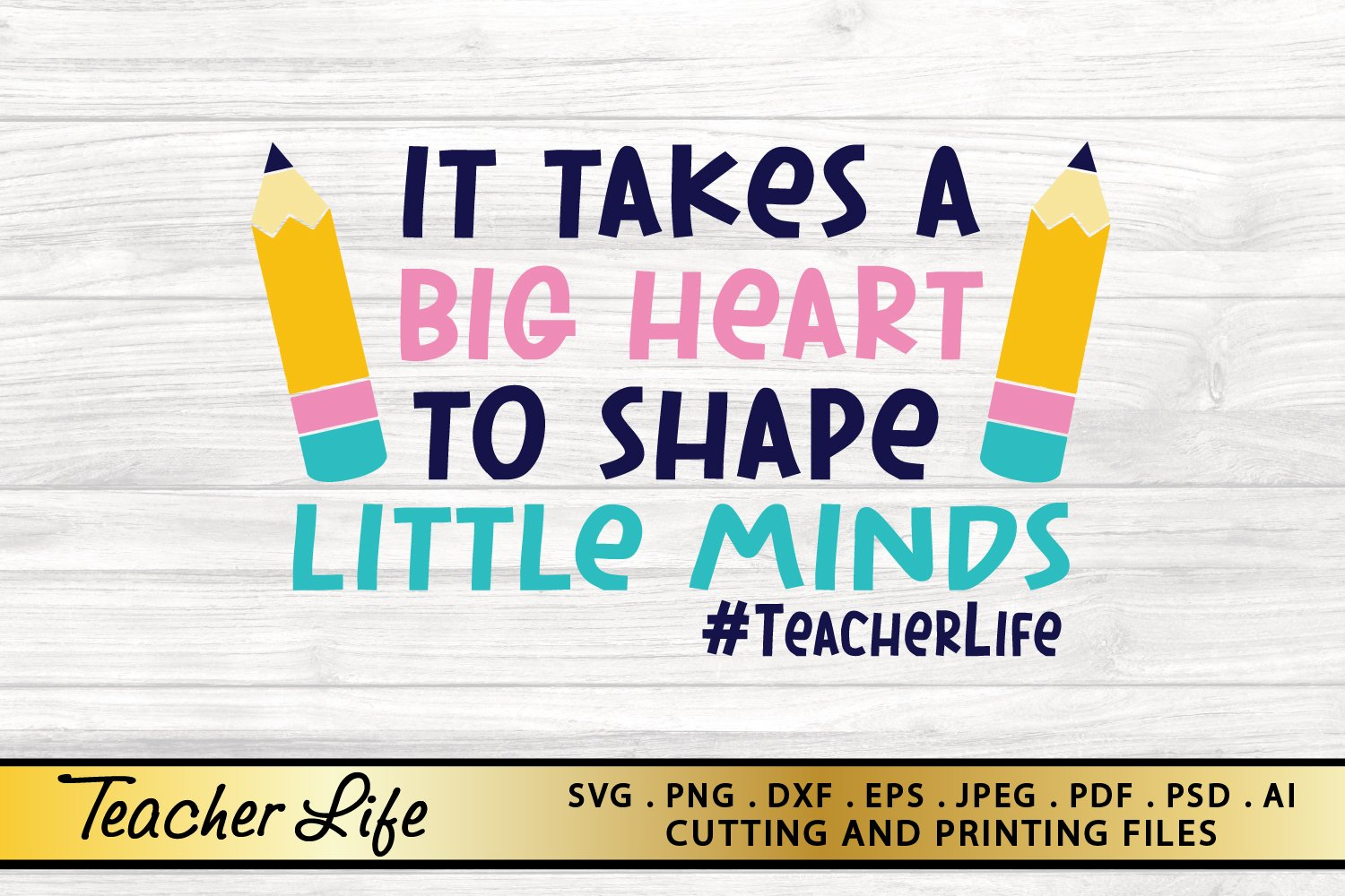 Teacher Life Svg Png Eps Dxf Files For Cutting And Printing 853382 Illustrations Design Bundles