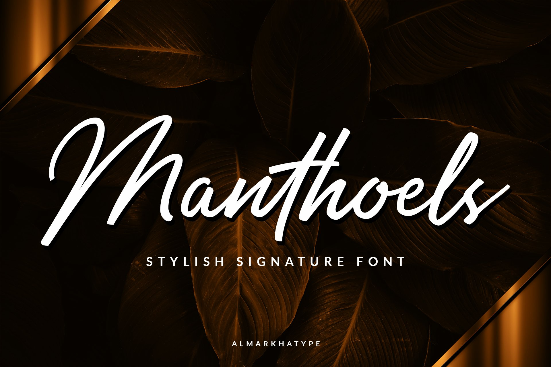 Manthoels - Stylish Signature example image 12