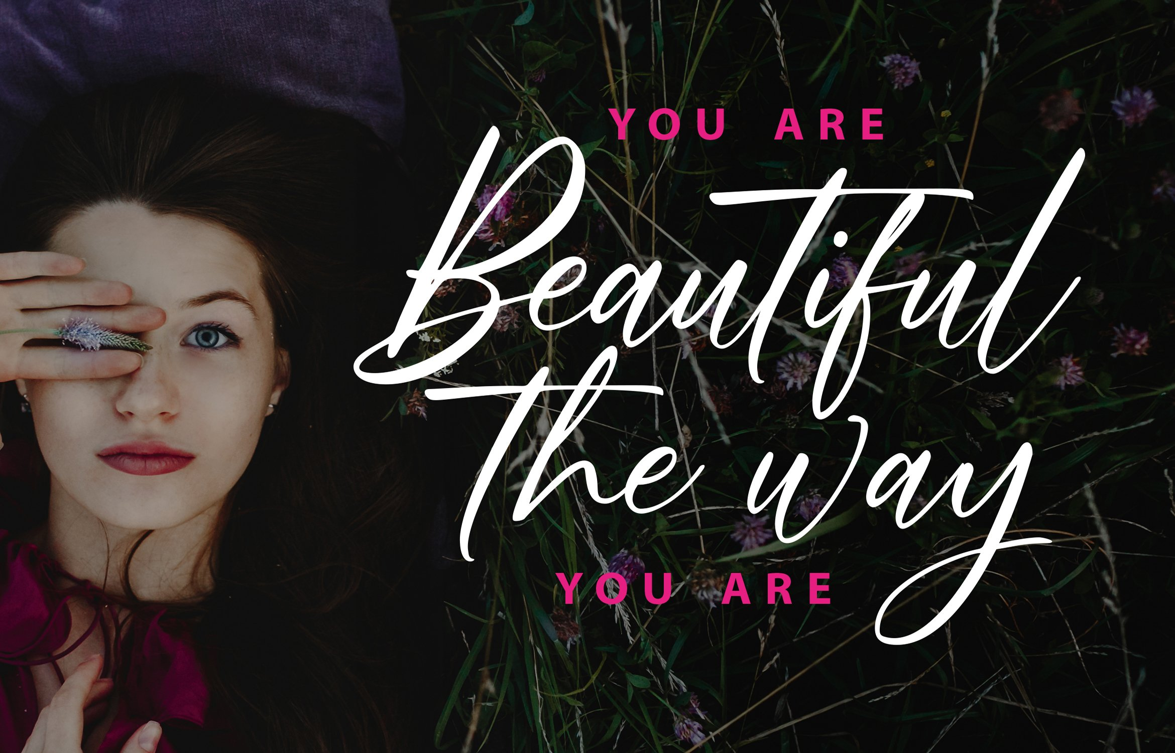 Scribbling | Uniquely Handwriting Script Font example image 7