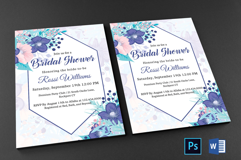 Bridal Shower Invitation example image 5