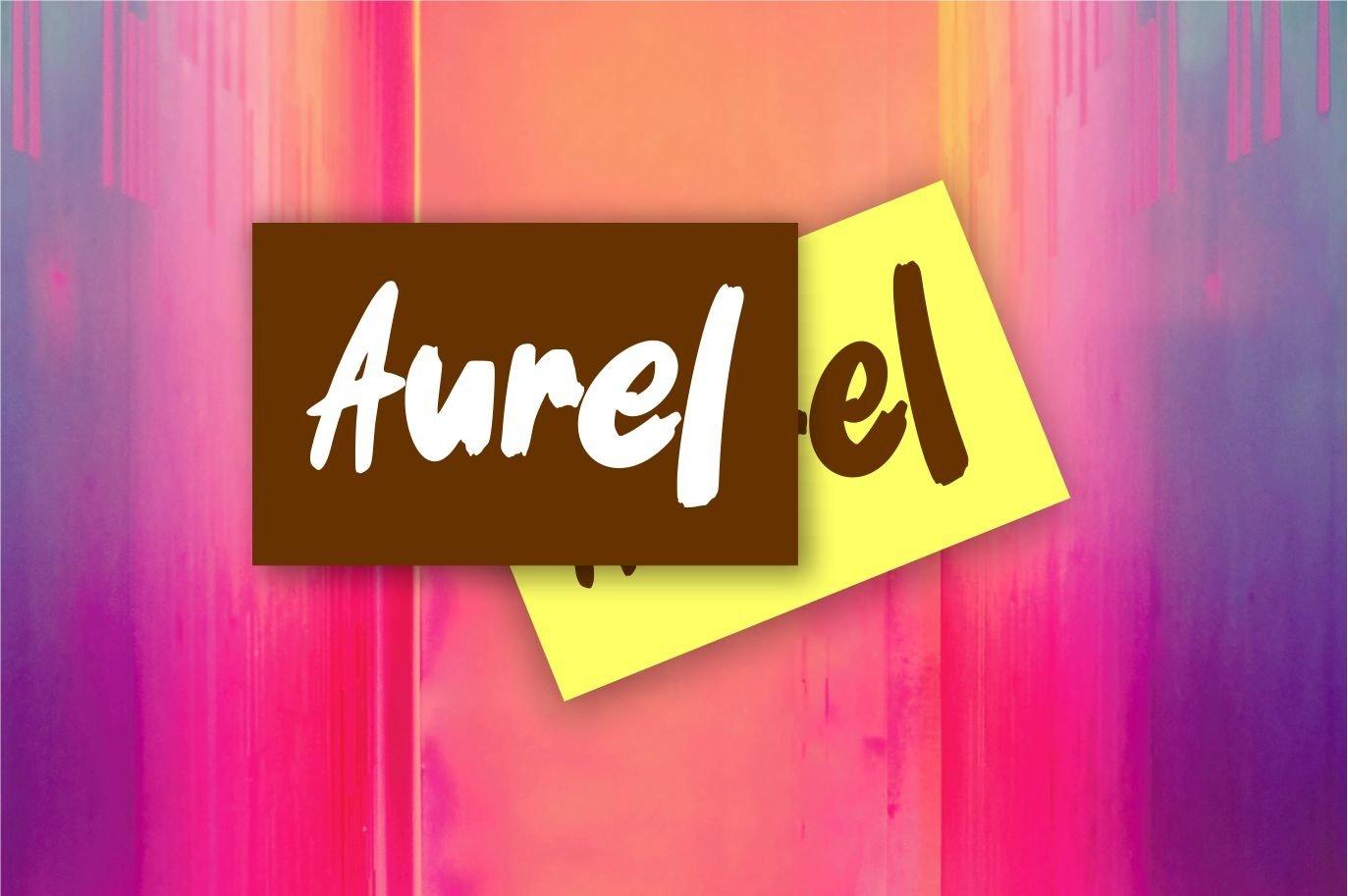 Rafale | Bold Font example image 2