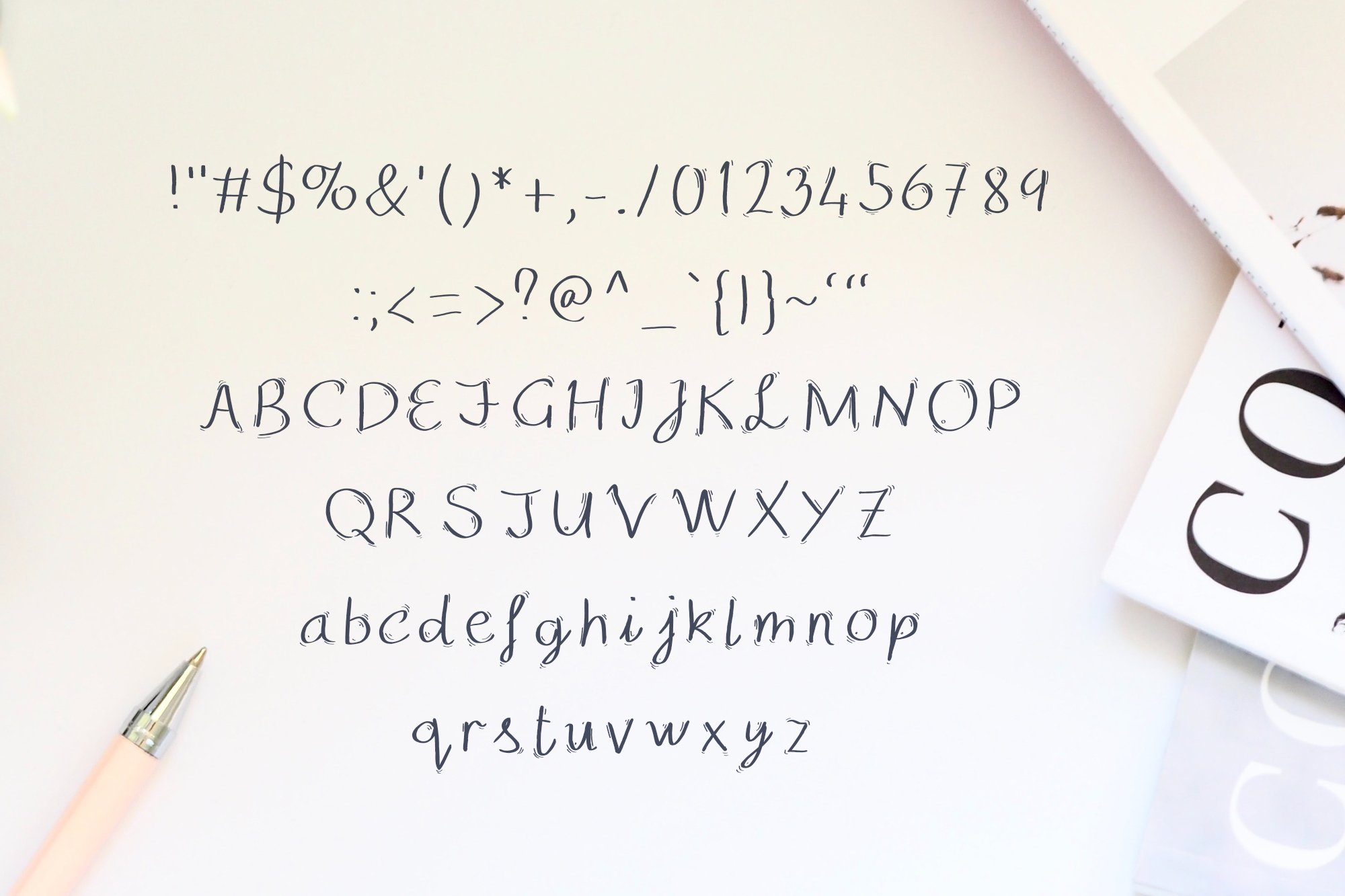 Zapach Font example image 2