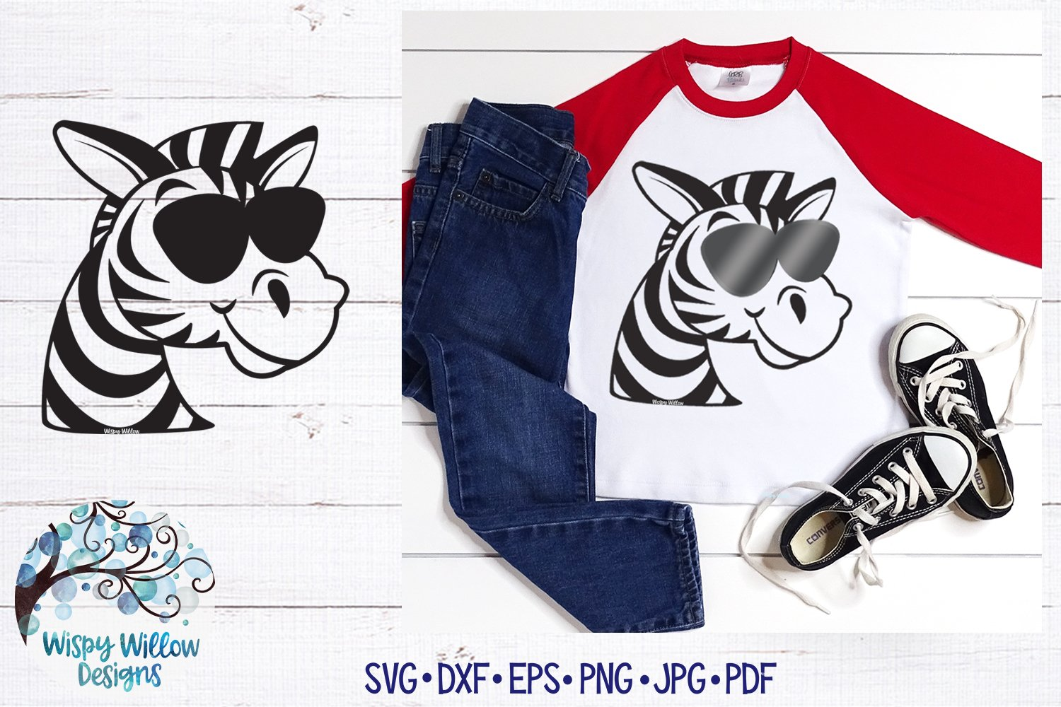 Zebra SVG Bundle example image 5