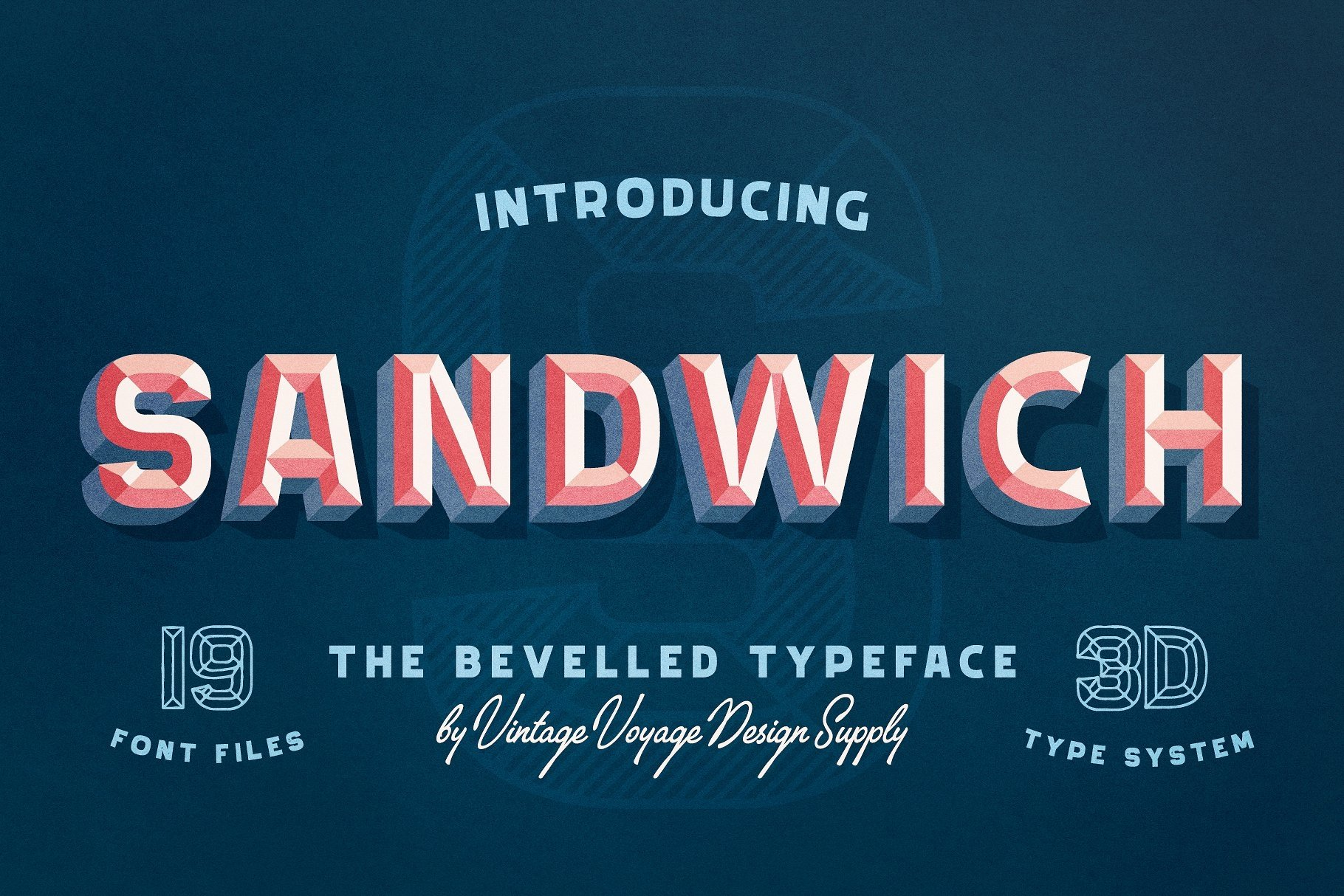 Huge Typographic Pack 60 Logos ! example image 10