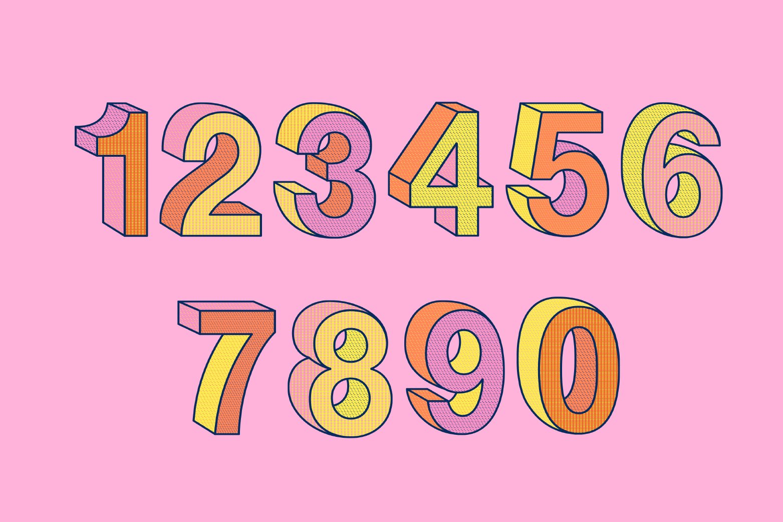 Block SVG Font example image 3