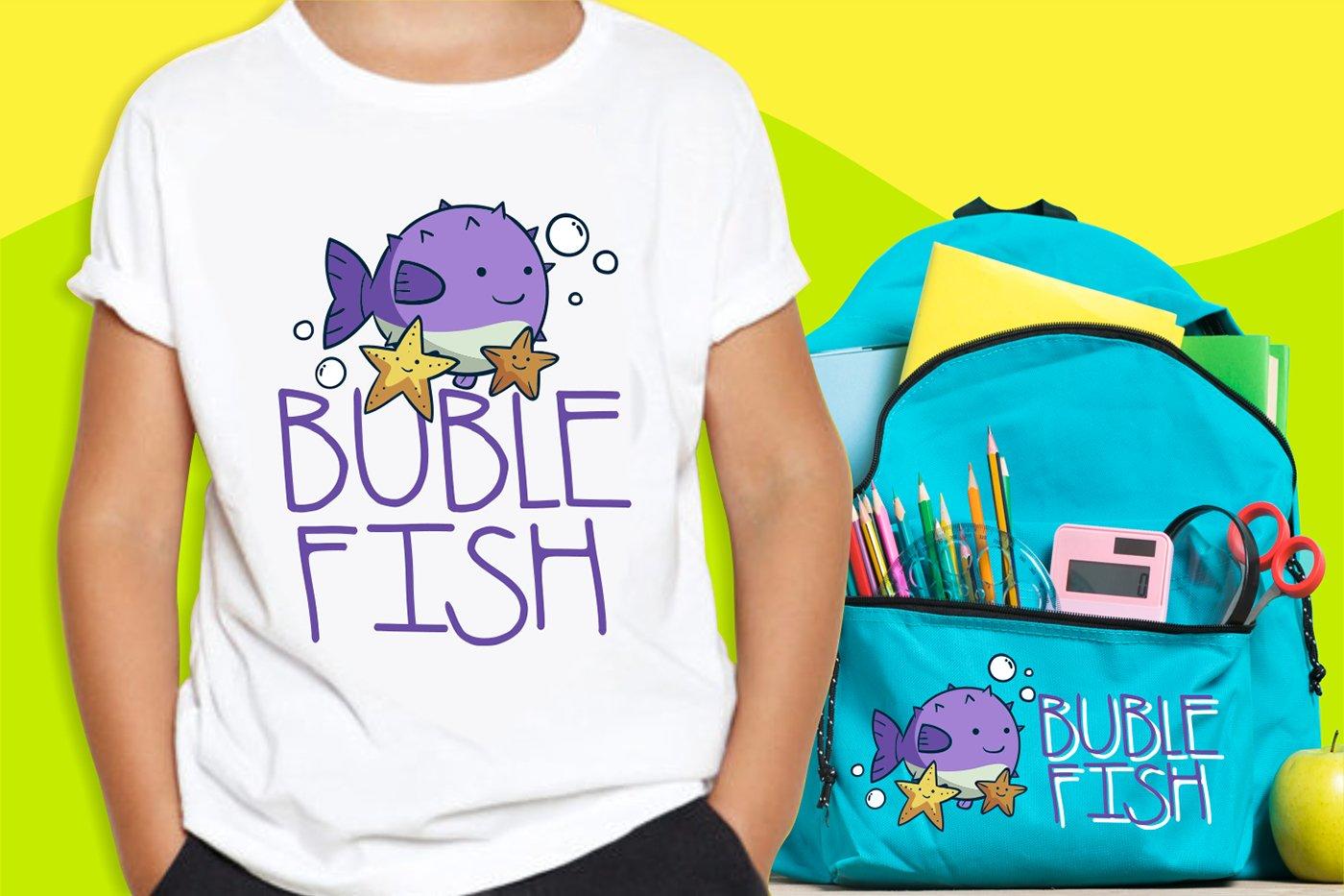 Bubble Fish example image 6