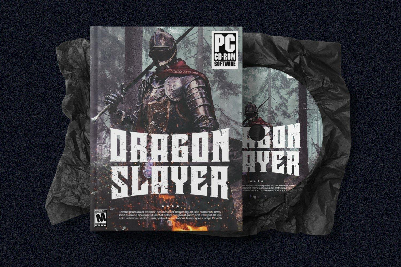 Slayer Font example image 5