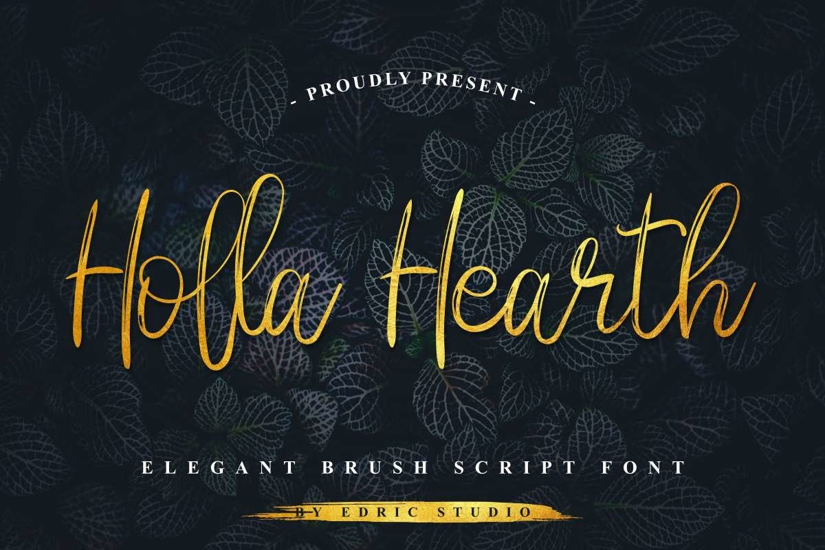Holla hearth example image 1