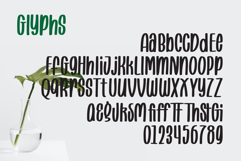Cornelia - Sweet Fancy Font example image 2