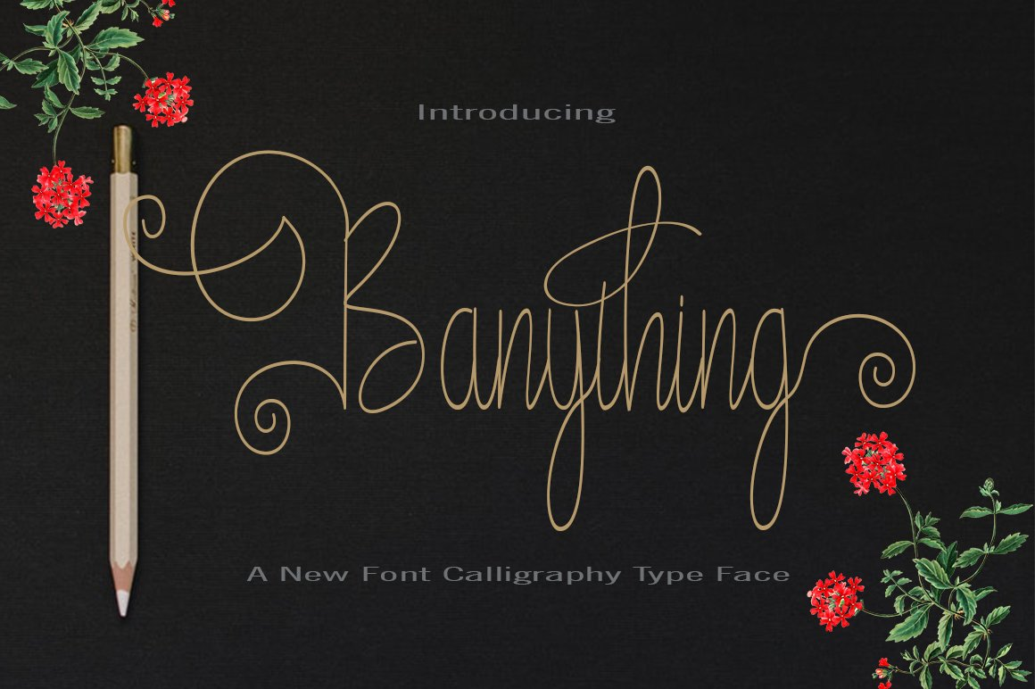 SPECIAL FONT BUNDLE COLLECTION example image 10