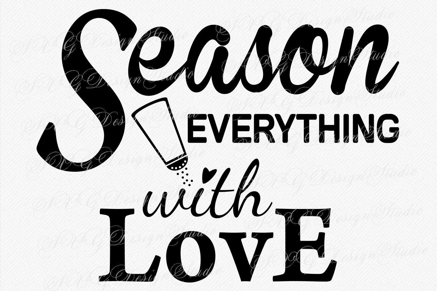 Download Season Everything with Love, SVG Vector file (105266 ...