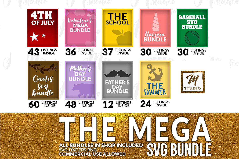 The Mega Svg Bundle 189840 Cut Files Design Bundles