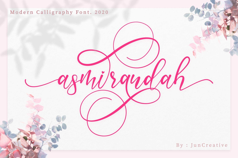 HUGE BUNDLE - Calligraphy Font example image 24