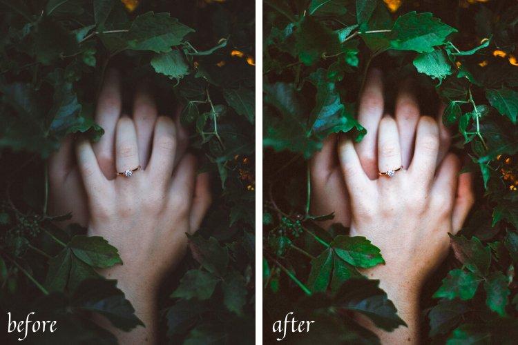 Wedding Mobile and Desktop Lightroom Presets example image 7