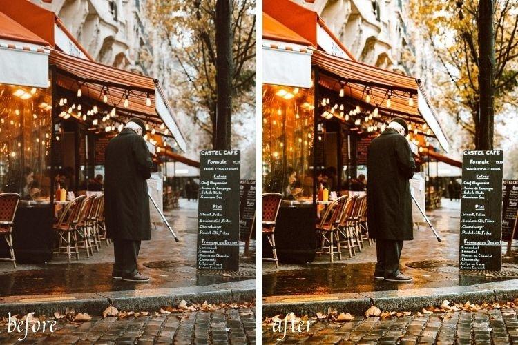 Autumn Spirit Mobile & Desktop Lightroom Presets example image 10