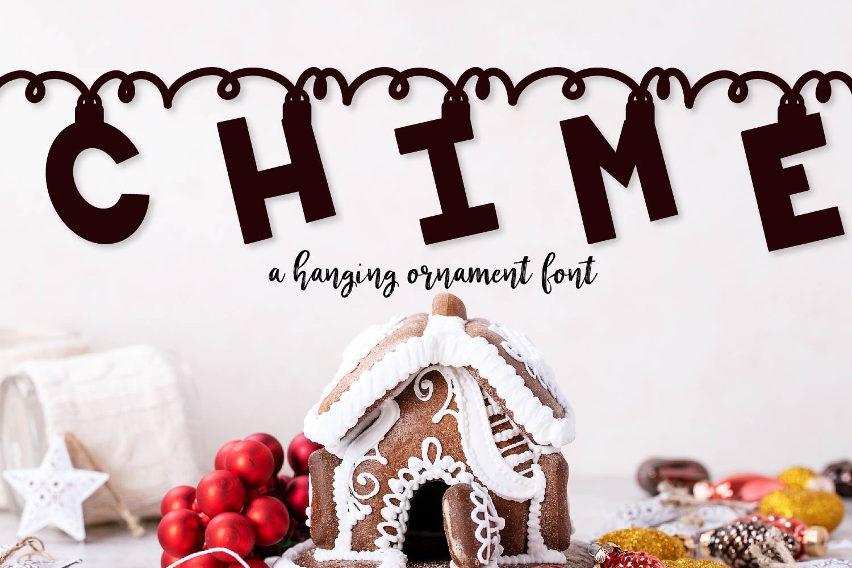 20 Christmas Fonts - A Christmas Font Bundle! example image 2