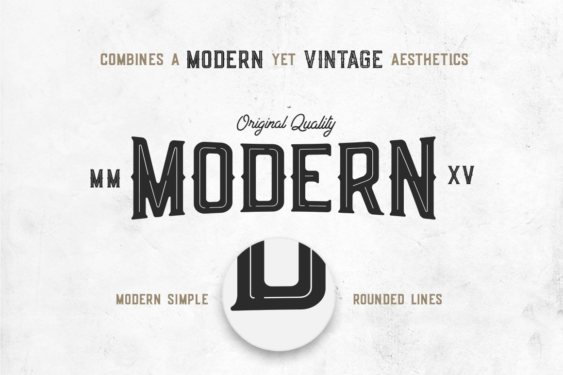 Old Scotch Typeface example image 7