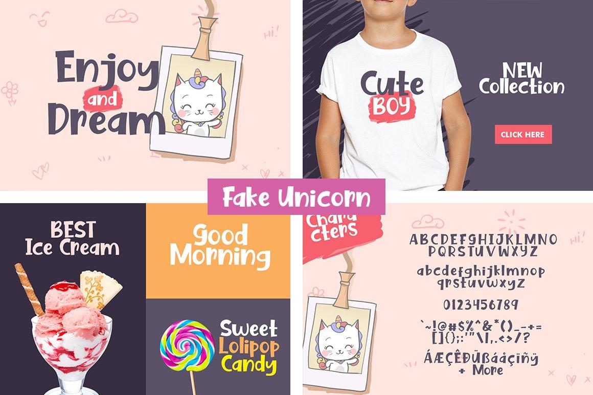 The Unicorn Dream Bundle example image 6