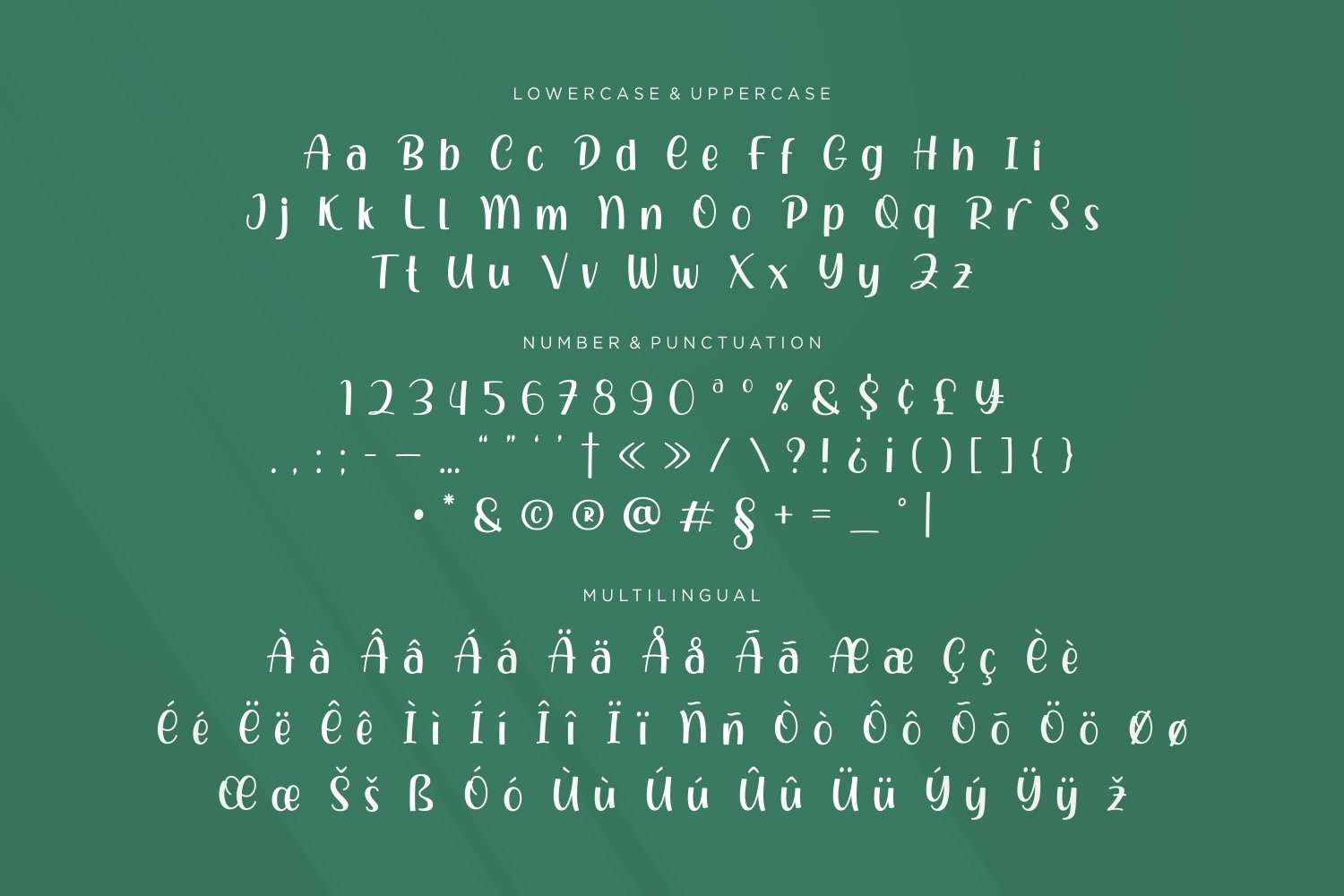 Brynlee - Beautiful Display Font example image 2