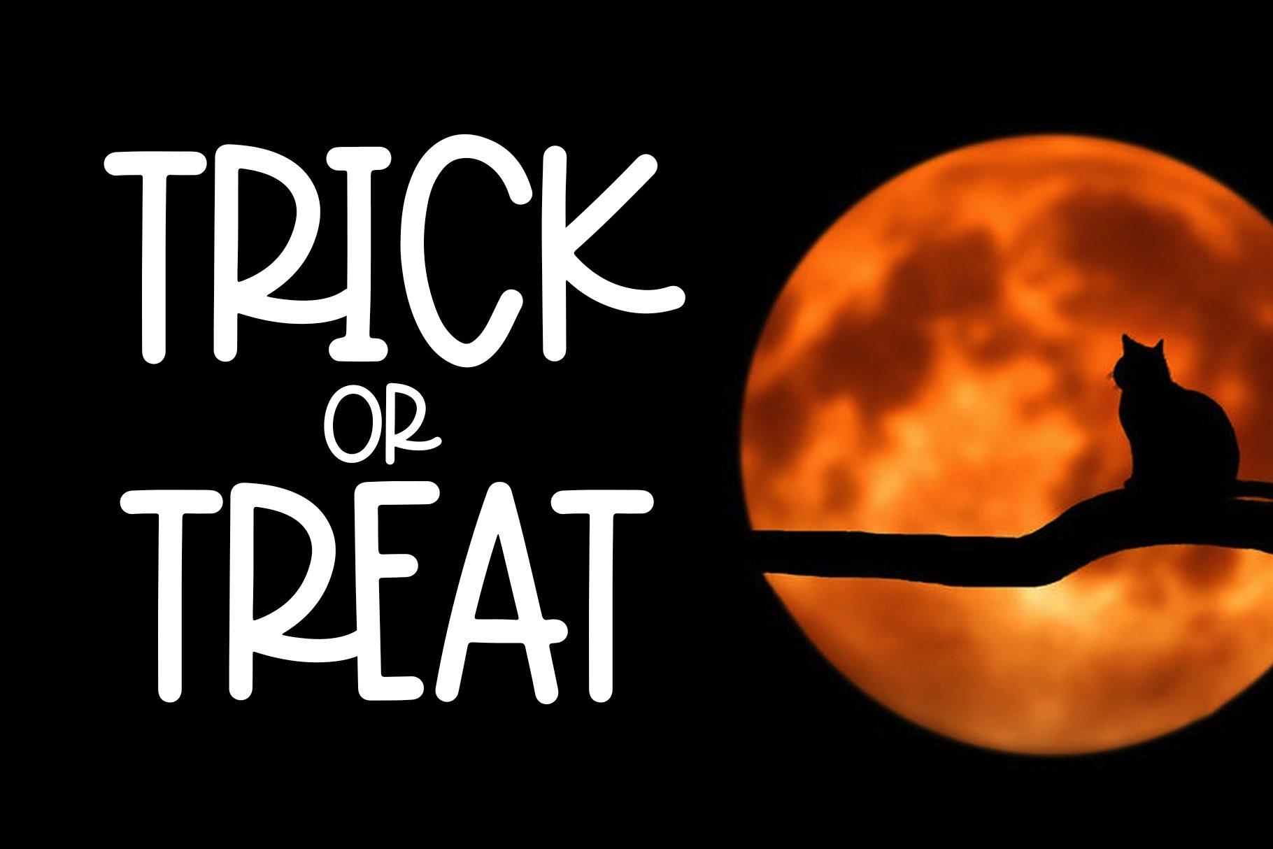 October Dream - A Fun Handwritten Font example image 3
