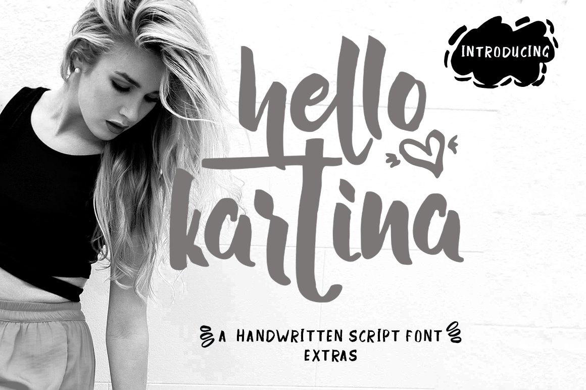 Hello Kartina example image 1