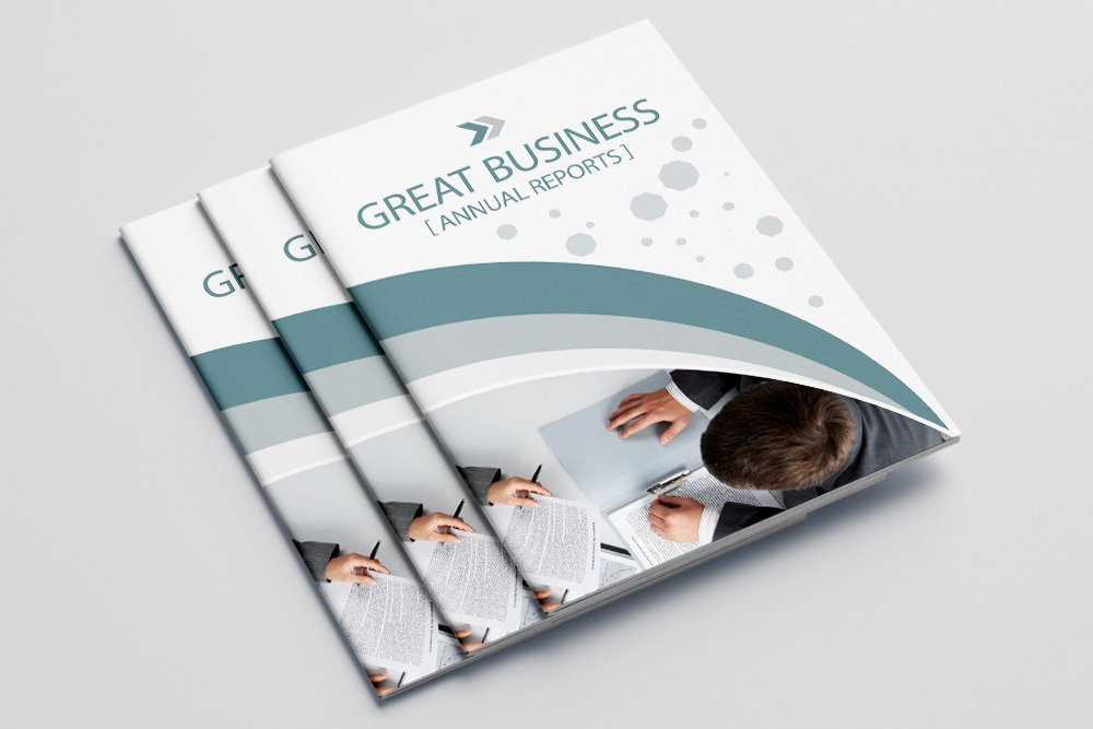 Business Bifold Brochure 16 Pages example image 1