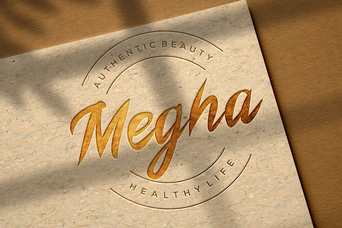 The Logos Script Font example image 5