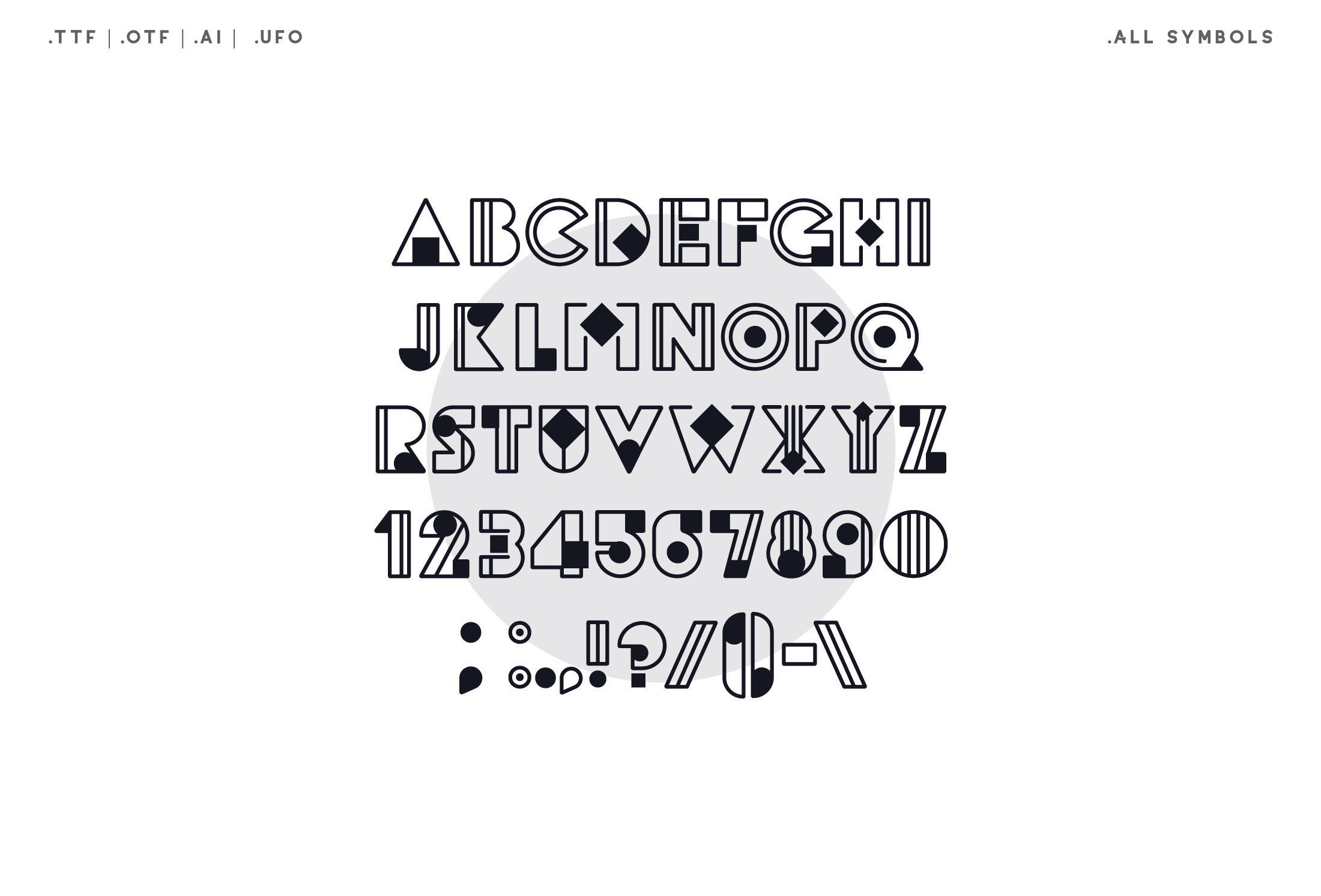 Slowik Emphasis-Regular Font example image 6