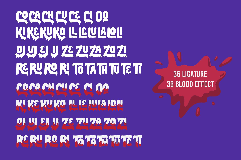 Haluween Fonts example image 8