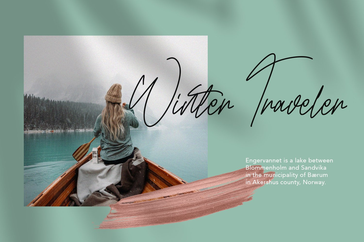 Wittiness - Signature Script Font example image 6
